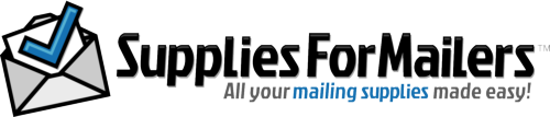 Logo Supplies For Mailers - All your mailing supplies made easy!