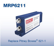 Pitney Bowes Red Ink Cartridge (formerly 620-1)