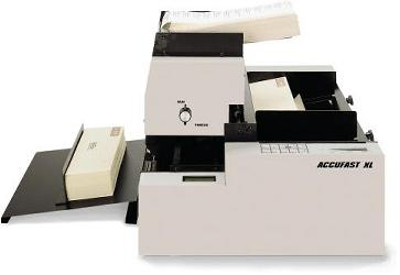 Accufast XL Labeler Postage Stamp Applier