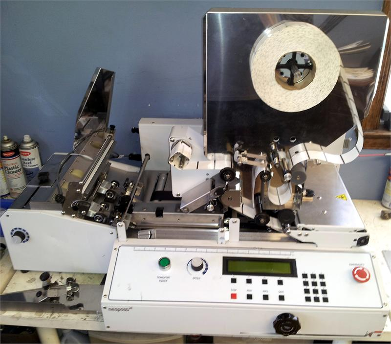 Photo of Refurbished Neopost TA-20S aka Rena T750 Tabber - Stamp Applier