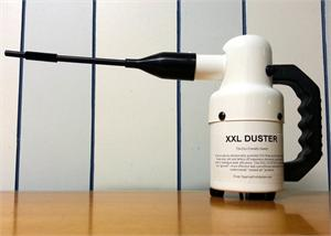 With the XXL Duster from Supplies For Mailers, you will never need to buy compressed air again!