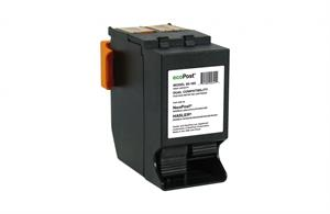 Label View Non-OEM New Postage Meter Red Ink Cartridge for NeoPost, Hasler IJINK678H/4102910P/WJINK-1/4124703Q